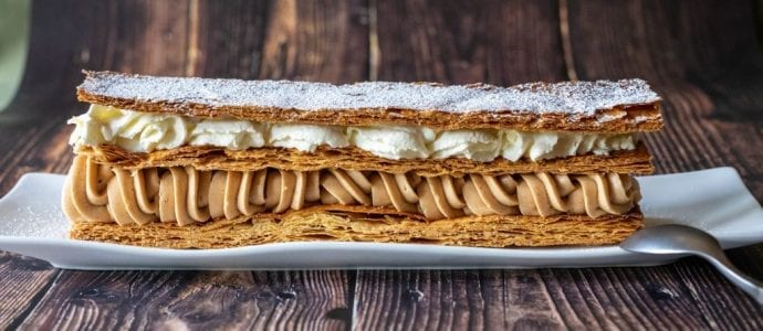 Le Paris Brest version d'Espalion