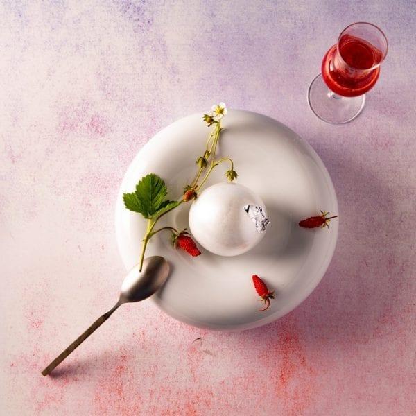 Dessert inspiré d'Espalion Maison Burgarella