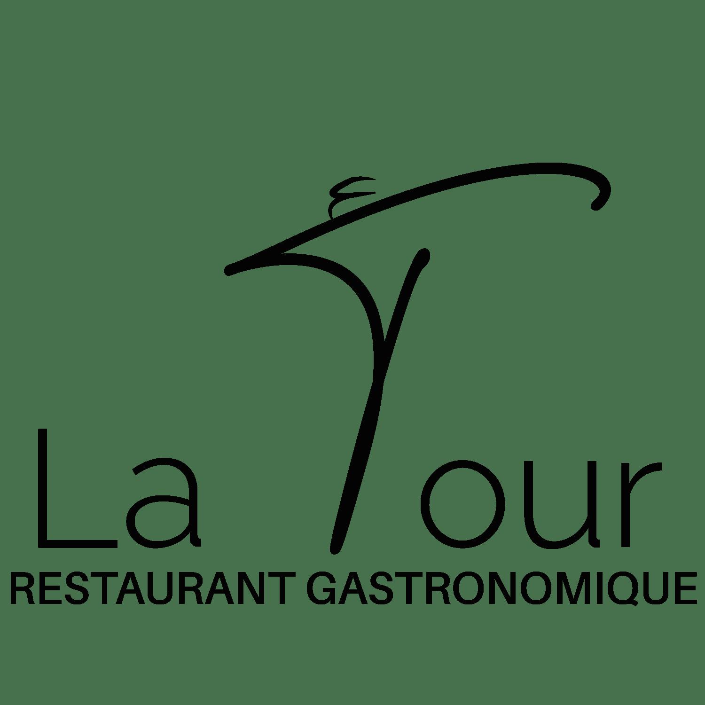 restaurant gastronomique la tour Logo menus