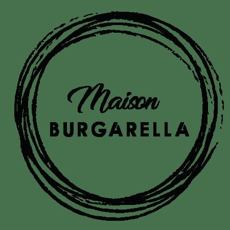 Maison Burgarella Logo noir